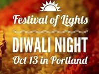 Diwali Night - Festival of Lights in Portland