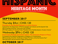 Hispanic Heritage Month Event