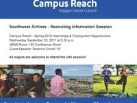Southwest Airlines Recruiting Information Session