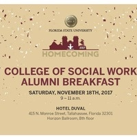 College of Social Work Alumni Breakfast