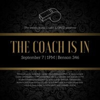 The Coach is In