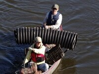 Iowa River Cleanup