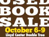 Fall Used Book Sale