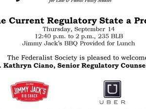 Is the Current Regulatory State a Problem?