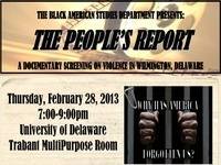 The People's Report: A documentary