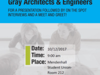 Gray Construction Information Session