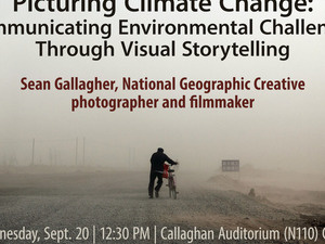Picturing Climate Change: Communicating Environmental Challenges Through Visual Storytelling