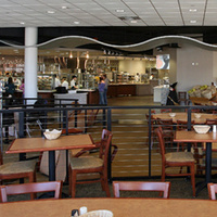 University Commons, Cranston Marché dining hall