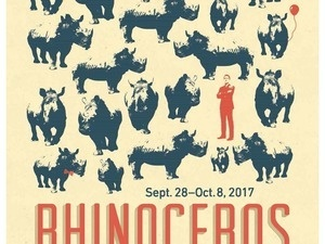 Rhinoceros by Eugène Ionesco