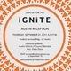 IGNITE Austin Reception