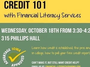 Credit 101—Financial Literacy Services