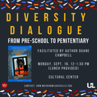 Diversity Dialogue: From Pre-School to Penitentiary