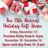 15th Annual Holiday Gift Show
