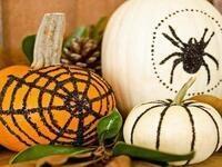 WAC Crawl Event: Pumpkin Decorating