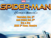 JCSU Movie Series: Spider-Man: Homecoming