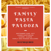 School of Divinity Family Pasta Night
