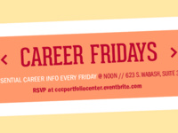 Career Fridays: Web Portfolio Best Practices