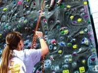 Special Saturday Climbing Wall Hours