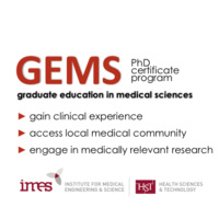 Graduate Education in Medical Sciences (GEMS) Information Session
