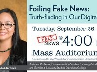 Foiling Fake News: Dr. Amanda Martinez