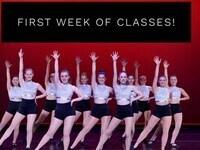 FREE Open Dance Classes