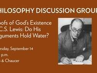 Philosophy Discussion Group