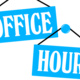 President Ambar's Office Hours for Students