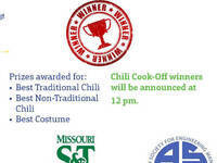 EMSE Chili Cook Off and Halloween Costume Contest
