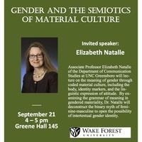 Linguistics Circle Speaker Series: Dr. Elizabeth Natalle  (UNCG)
