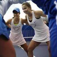 University of Kentucky Women's Tennis vs Auburn University