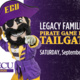 Pirate Game Day Tailgate - Legacy Families