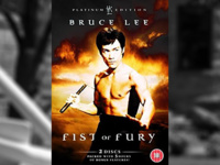 Event image for Chinese Film: Fist of Fury