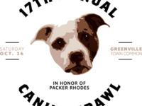 17th Annual Canine Crawl