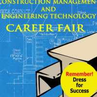 Construction Management and Engineering Technology Career Fair