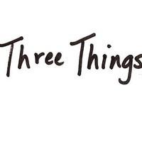 Three Things: My First, My Favorite, My Future (season 2, episode 7)