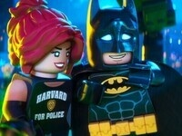 The LEGO Batman Movie w/ costume parade & treats