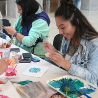 Craft Center Free Friday Pop-Up Workshops