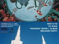 Neo G Yo - Hazama book release party