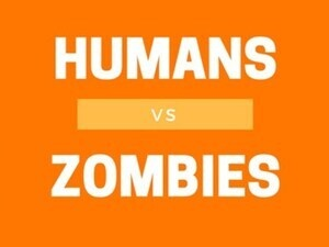 Humans vs Zombies Weekly Practice