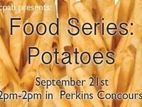 Food Series: Potatoes