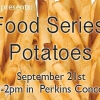 Food Series: Potatoes