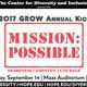 GROW Annual Kick-Off
