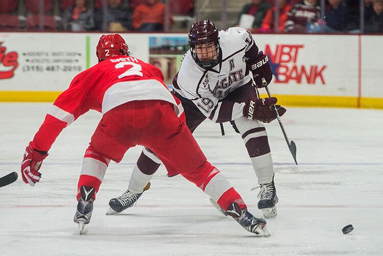 Colgate University Men's Ice Hockey vs  Cornell