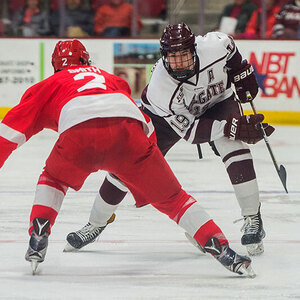 Colgate University Men's Ice Hockey vs Harvard