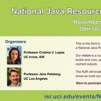 National Java Resource (NJR) Workshop Series