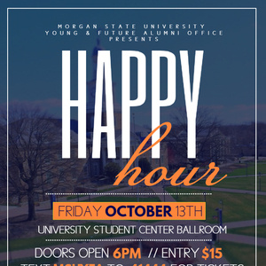 Young Alumni Homecoming Happy Hour