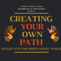 Carving Your Own Path: Insight Into the Professional World