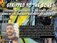 Stripped to the Bone: Sequencing Queerness in the Comic Strip Work of Joe Brainard and David Wojnarowicz