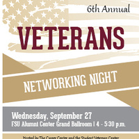 Veterans Networking Night