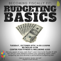 Become Fiscally Fit: Budgeting Basics